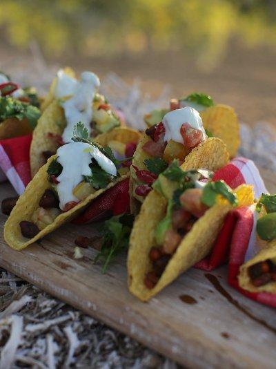 Festive Fiesta Tacos Pork Recipes Jamie Oliver Recipes