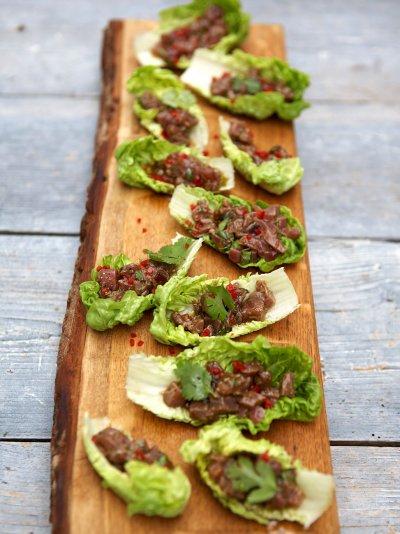 Jamie oliver asian style tuna ceviche forumfinder Choice Image