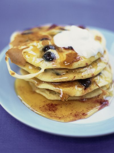 Pancake kuchen jamie oliver