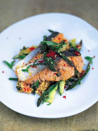 Jamie oliver salmon couscous forumfinder Choice Image
