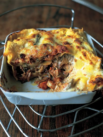 Easy Lasagne Recipe Jamie Oliver Recipes