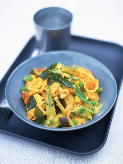 Jamie oliver southern indian vegetable curry 40m super easy forumfinder Images