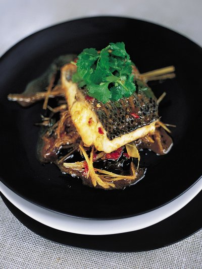 Jamie oliver steamed asian sea bass in the bag forumfinder Choice Image