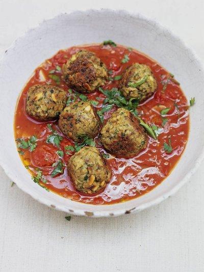 Jamies italy recipes jamie oliver the best tuna meatballs le migliori polpette di tonno forumfinder Images