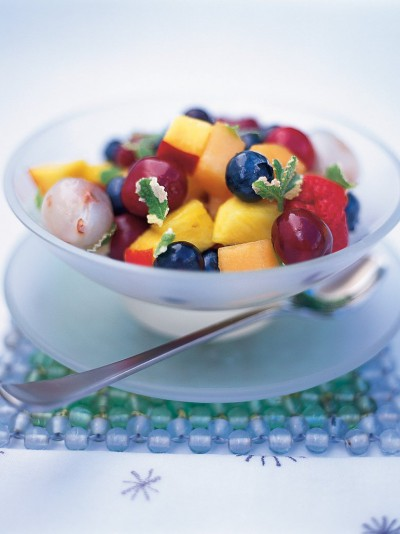 The ultimate fruit salad
