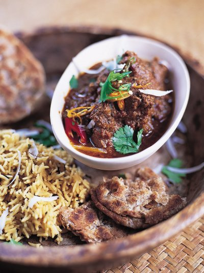 indian rogan_josh - Jamie Oliver's Rogan JoshSpicy slow-cooked lamb curry