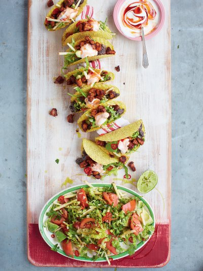 Ultimate pork tacos