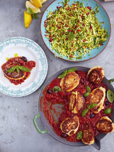 Ricotta Fritters Cheese Recipes Jamie Oliver Recipes