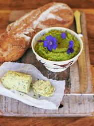 Asparagus pâté