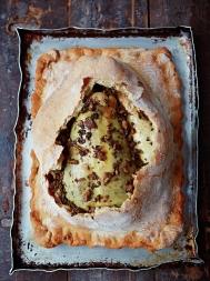 Chicken in a crust