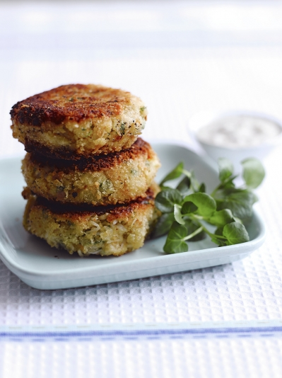 Simple Thai Fish Cakes Recipe