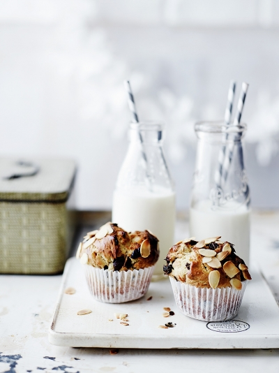 Chocolate chip muffins recipe jamie oliver
