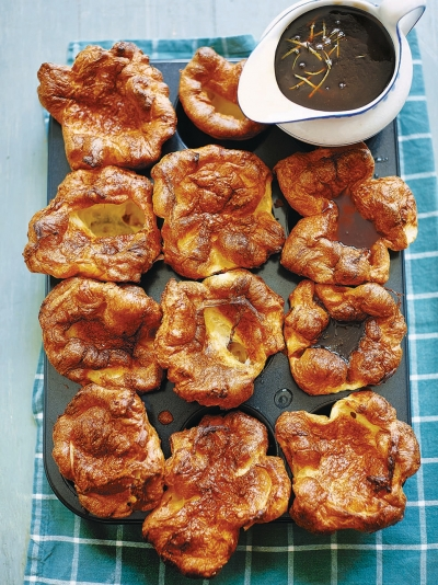 Gluten-free Yorkshire pudding