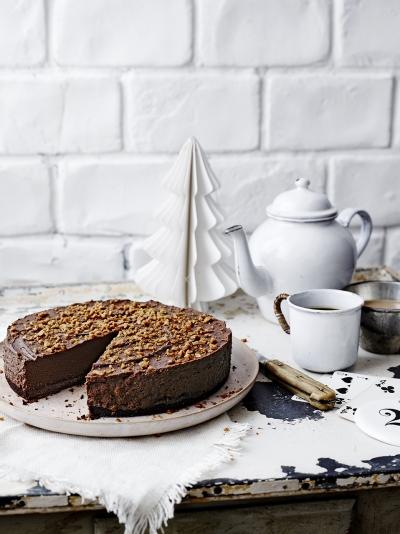 Chocolate Torte Recipe Jamie Magazine Chocolate Recipes