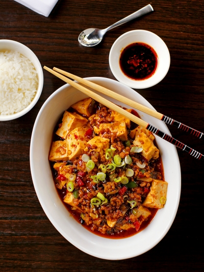 Chinese recipes jamie oliver bean curd with laus spicy ma po sauce forumfinder Images