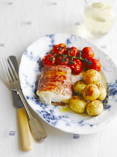 Jamie Oliver Fish Cakes Wrapped In Bacon
