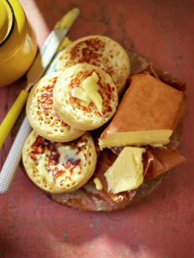 Mothers day recipes jamie oliver classic crumpets forumfinder Image collections