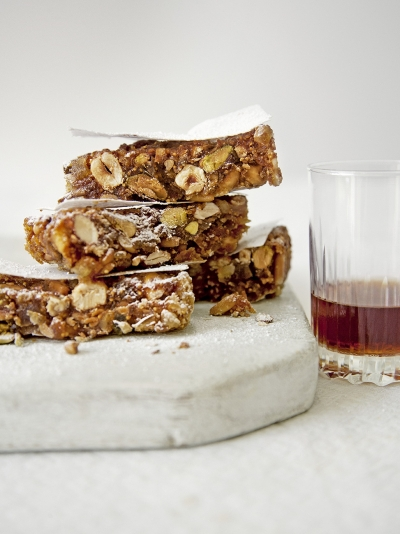 Panforte Recipe — Dishmaps