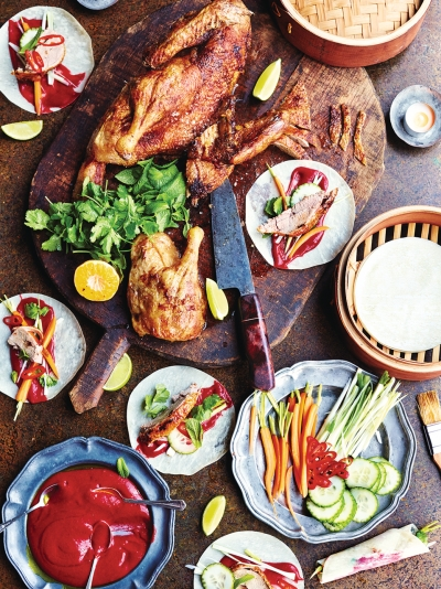 Roast duck duck recipes jamie oliver recipes forumfinder Image collections