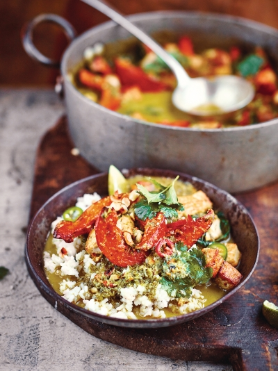 thai green curry recipe   jamie oliver curry recipes