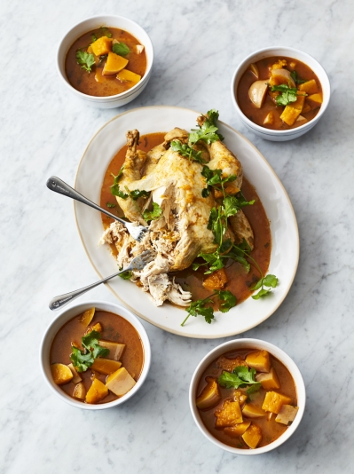 5 ingredients quick easy food recipes jamie oliver thai red chicken soup forumfinder Gallery