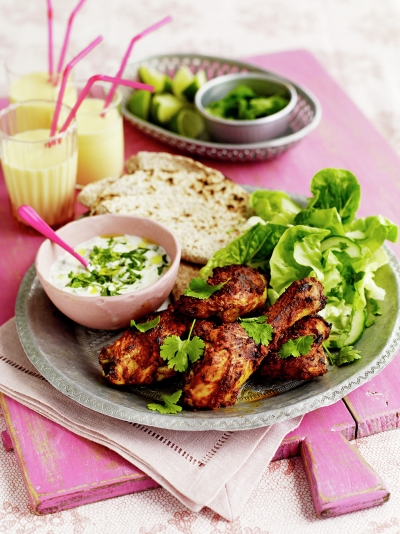 Jamie oliver indian style baked chicken forumfinder Images