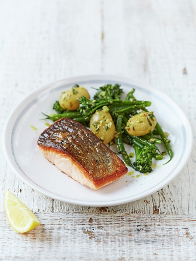 Fish recipes jamie oliver for Summer fish and rice