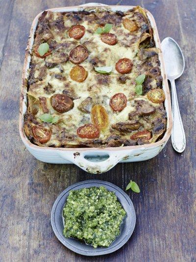 Vegetarian Lasagne Recipe Jamie Oliver Recipes