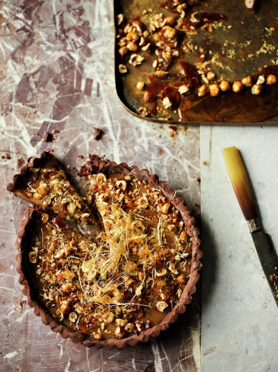 Chocolate Yule Log Cake Recipe Jamie Oliver