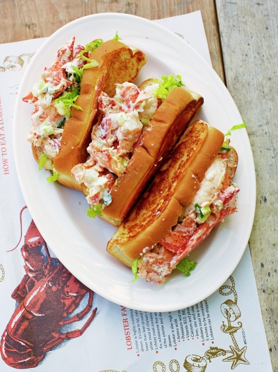 American recipes jamie oliver grilled lobster rolls forumfinder Choice Image