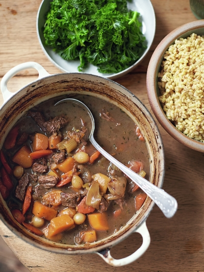 Beef & Guinness stew image