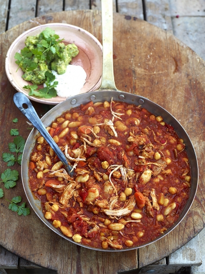 Turkey Con Chilli Turkey Recipes Jamie Oliver Recipes