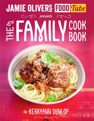 Cookbooks shop jamie oliver jamies food tube the family cook book forumfinder Choice Image