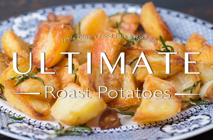 The Ultimate Roast Potatoes