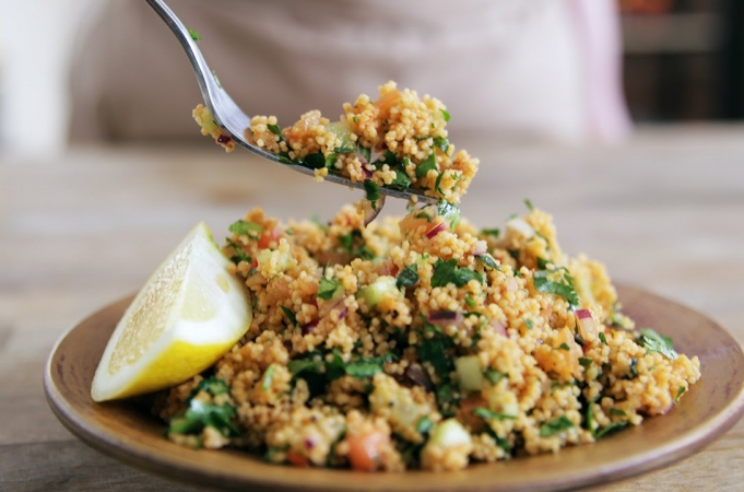 Tasty Turkish Couscous