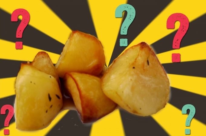 Why Do We Eat......Roast Potatoes at Christmas?