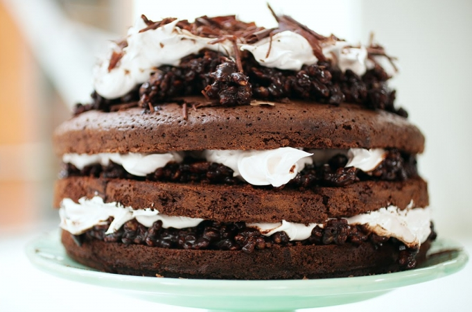 Tiramisu Cake Recipe Jamie Oliver: Cakes & Tea Time Treats Recipes