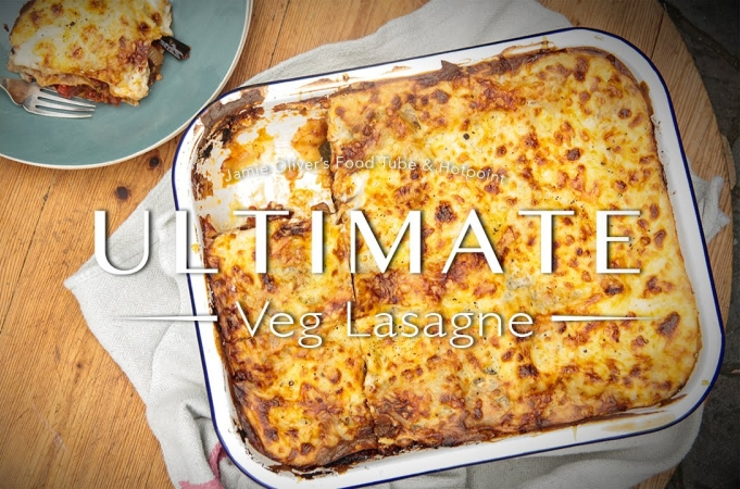 The Ultimate Vegetable Lasagne