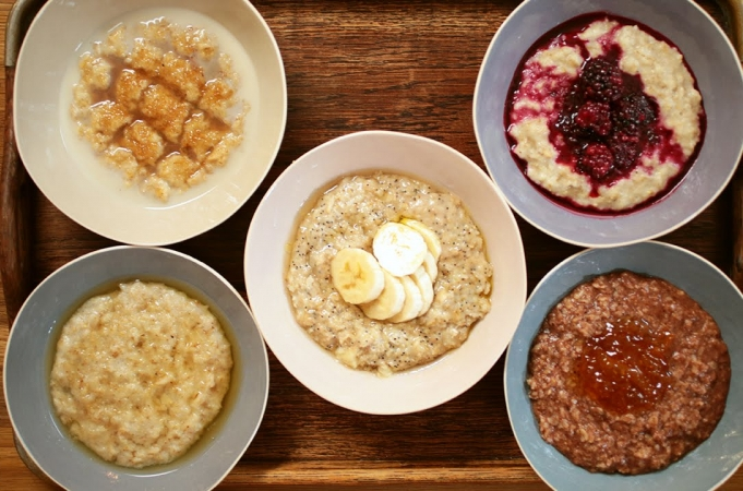 How to Make Perfect Porridge - 5 Ways